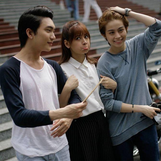 Hành trình từ người mẫu ảnh trở thành diễn viên của Chi Pu - Ảnh 5