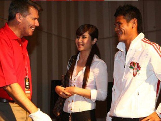 Chặng đường 10 năm hạnh phúc của Thanh Bình và Thảo Trang - Ảnh 8