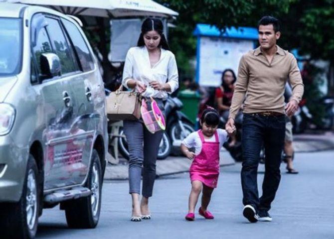 Chặng đường 10 năm hạnh phúc của Thanh Bình và Thảo Trang - Ảnh 12