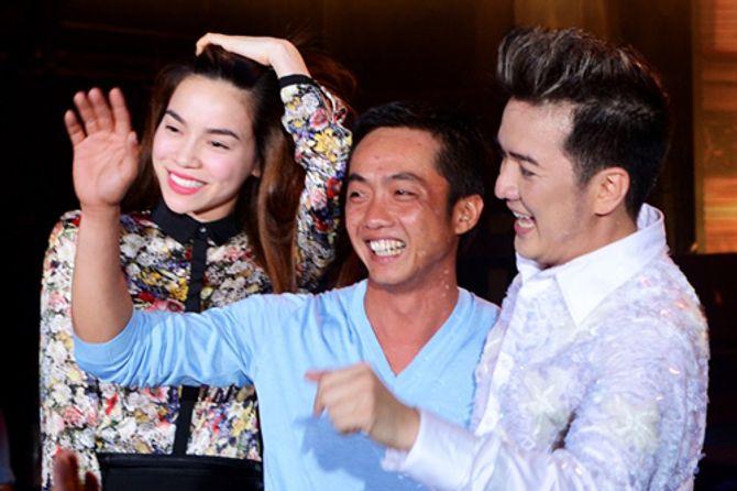 Mr. Đàm: Hồ Ngọc Hà đau vì gia đình Cường Đô la - Ảnh 2