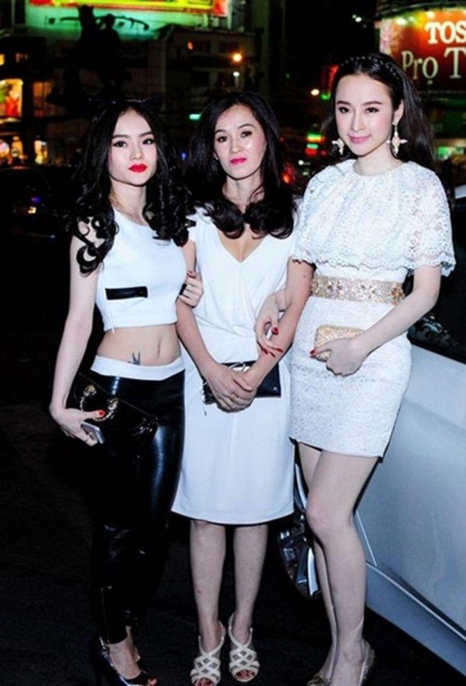 Em gái Angela Phương Trinh ngày càng hở bạo ở tuổi 19 - Ảnh 6