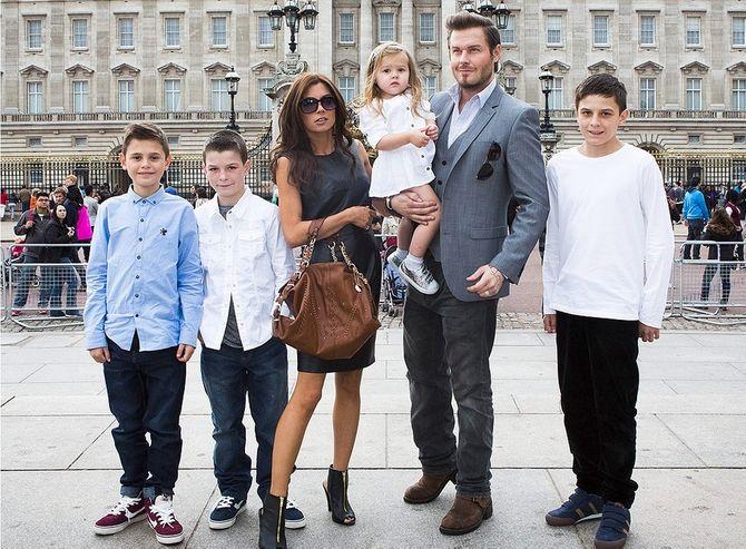 Xúc động tâm thư của Victoria Beckham nhân Ngày của mẹ - Ảnh 2