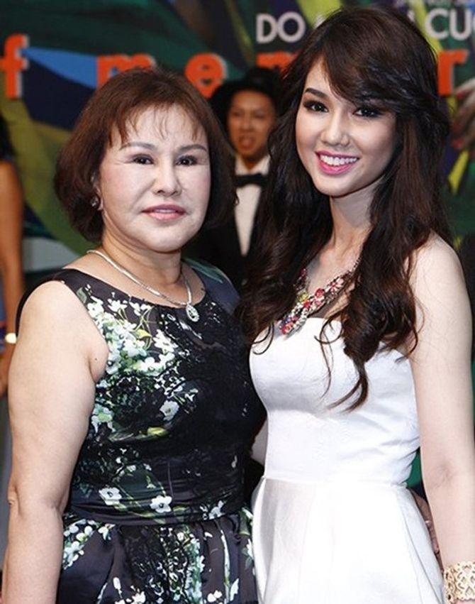 Bi kịch gia đình đằng sau vỏ bọc hạnh phúc của các MC Việt - Ảnh 5