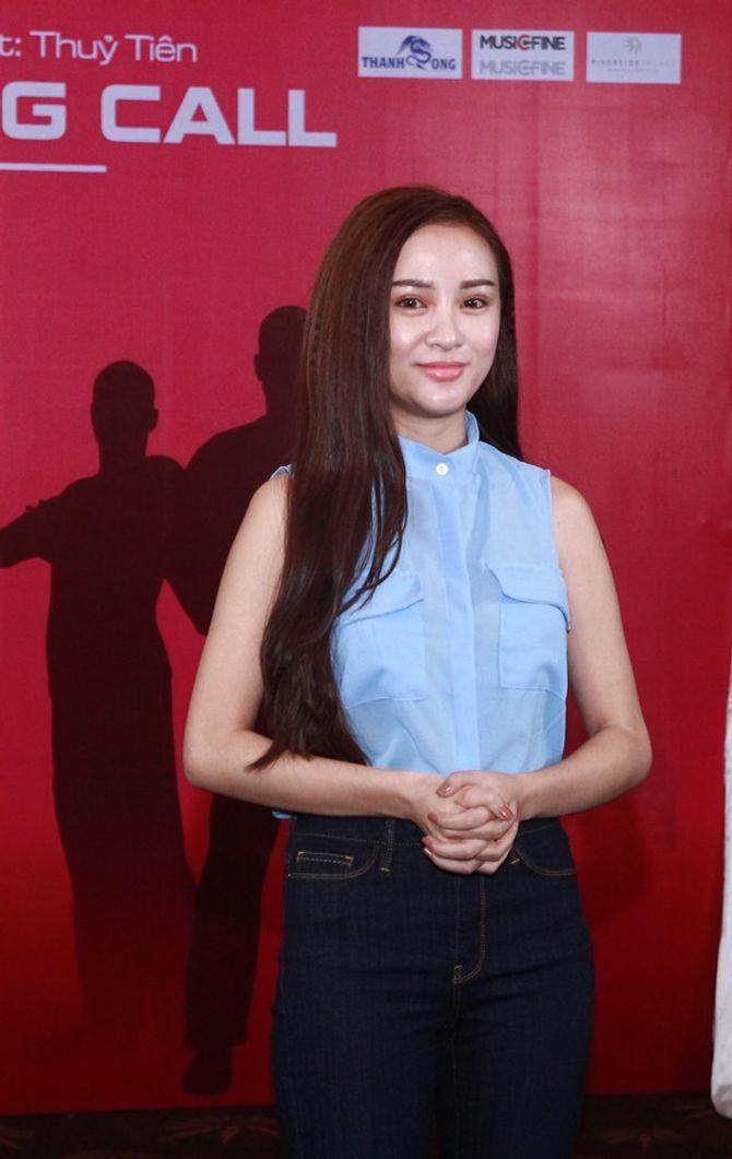 Kelly Nguyễn khác lạ trong buổi casting phim - Ảnh 2