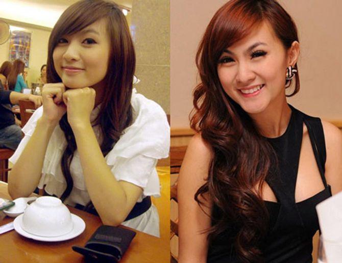 Kelly Nguyễn khác lạ trong buổi casting phim - Ảnh 1