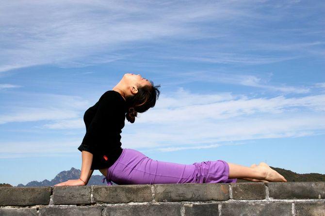 """Coi chừng """"tẩu hỏa nhập ma"""" vì tập yoga sai cách - Ảnh 1"""