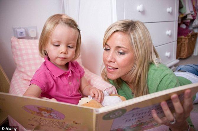 Tác dụng bất ngờ của việc đọc truyện cho trẻ nghe - Ảnh 1