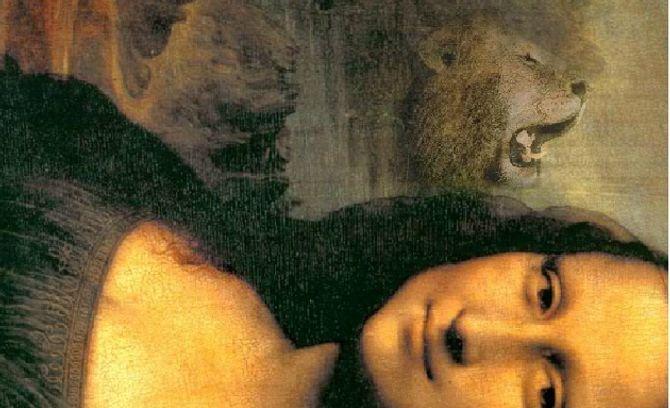 Bức tranh ẩn giấu 12 con vật khiến các 'thánh đoán' hoa mắt - Ảnh 4