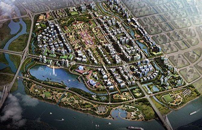 Hải Phòng sẽ đầu tư gần 10.000 tỷ đồng xây trung tâm hành chính - Ảnh 1