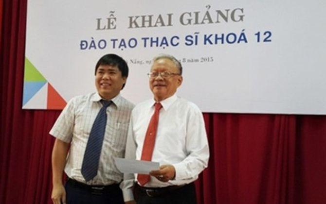 Hy hữu cụ ông 82 tuổi được đặc cách tuyển thẳng cao học ở Đà Nẵng