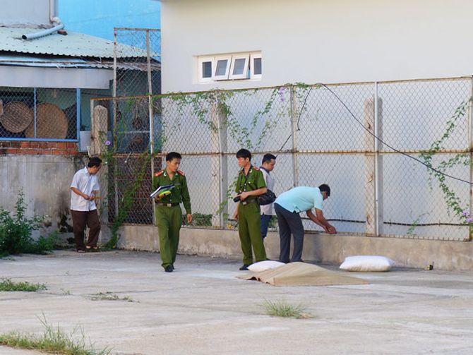 Phó phòng tổ chức công ty xổ số chết tại trụ sở GD-ĐT Quảng Nam  - Ảnh 1