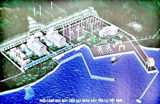 14 sinh viên học từ Nga, Pháp về làm việc tại dự án điện hạt nhân Ninh Thuận - Ảnh 1