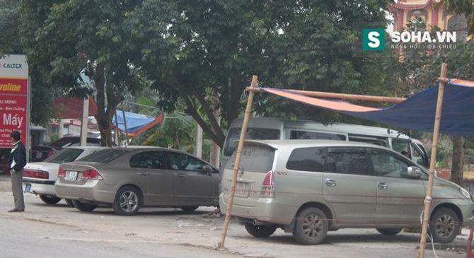 Gửi xe giá trên trời tại chợ Viềng: Lãnh đạo địa phương lên tiếng - Ảnh 2