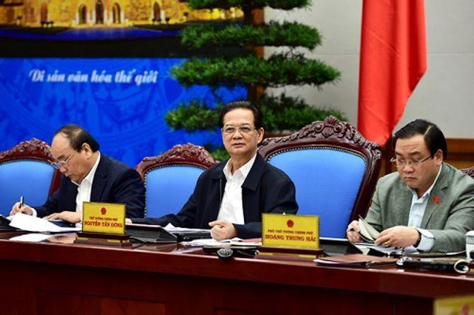 Thủ tướng yêu cầu tiếp tục đà cải cách - Ảnh 1