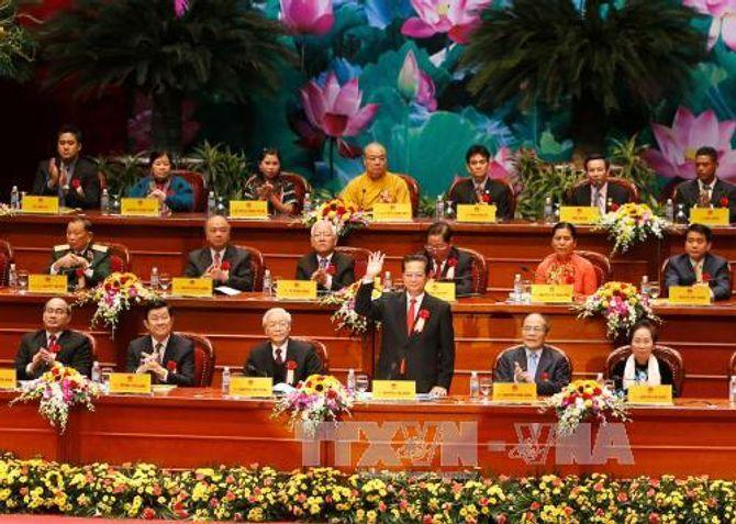 Thủ tướng phát động Phong trào thi đua yêu nước giai đoạn 2016-2020 - Ảnh 2