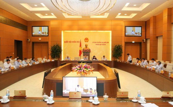 Đổi mới Nội quy kỳ họp Quốc hội - Ảnh 1