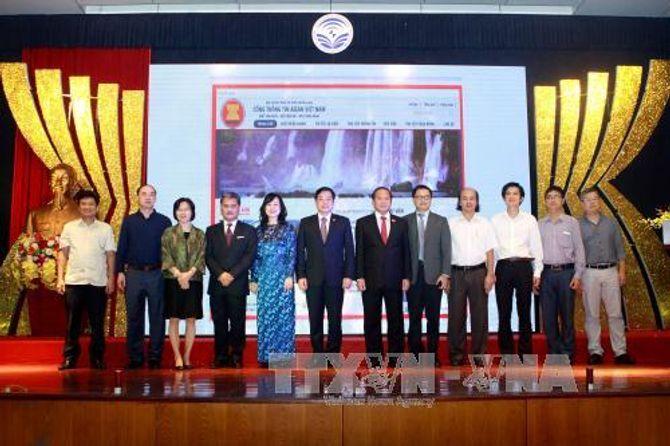 Khai trương Cổng thông tin ASEAN Việt Nam  - Ảnh 1