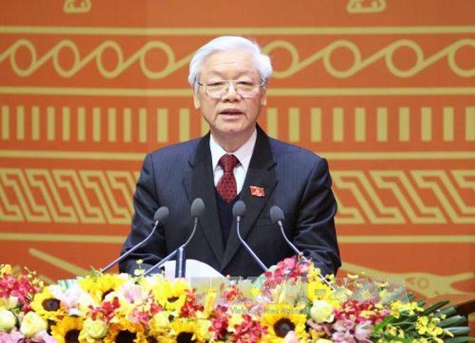 Tiểu sử Tổng Bí thư Ban Chấp hành TW Đảng Nguyễn Phú Trọng - Ảnh 1
