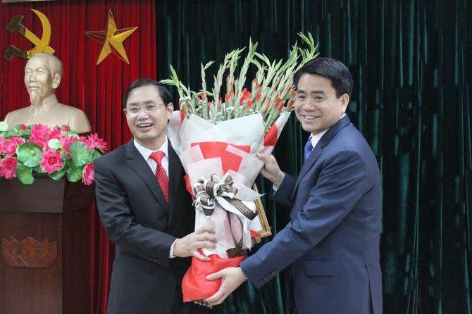 Hà Nội chính thức bổ nhiệm 3 Giám đốc Sở - Ảnh 1