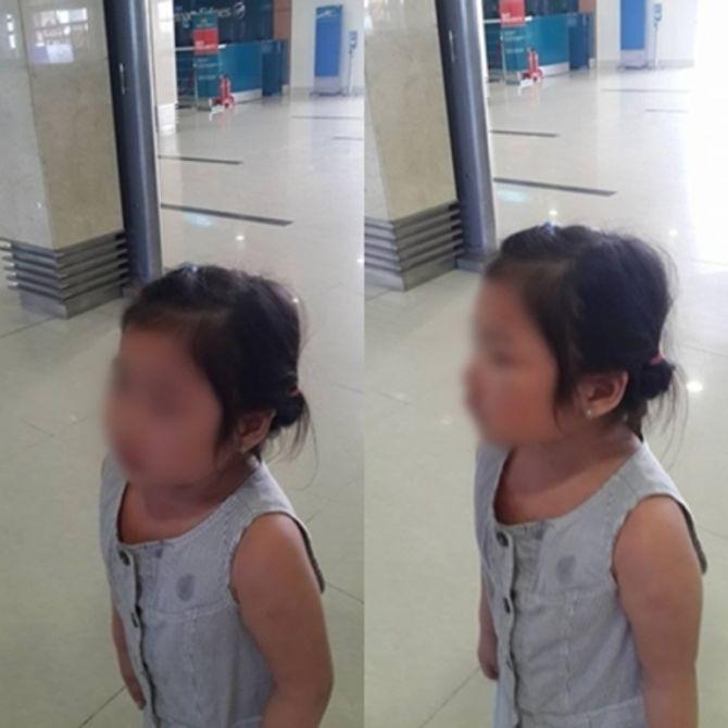 Mẹ đẻ làm ngơ nhìn con bị đánh, kéo lê tại sân bay Tân Sơn Nhất? - Ảnh 3