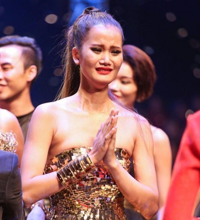 Chung kết Vietnam's Next Top Model 2015: Hương Ly là quán quân - Ảnh 1