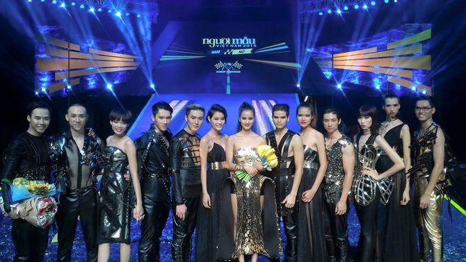 Chung kết Vietnam's Next Top Model 2015: Hương Ly là quán quân - Ảnh 11
