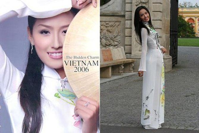 1001 sự cố của người đẹp Việt ở đấu trường quốc tế - Ảnh 2