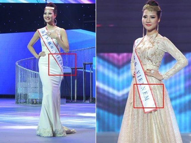 1001 sự cố của người đẹp Việt ở đấu trường quốc tế - Ảnh 7