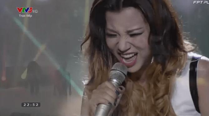 Liveshow 4 Giọng hát Việt: Mỹ Tâm thắc mắc về chiếc váy của thí sinh - Ảnh 15