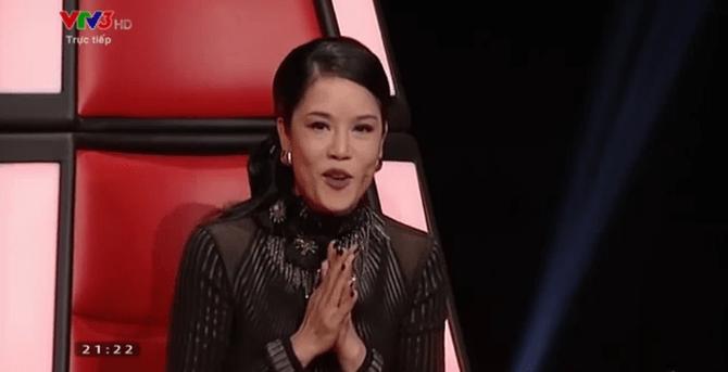Liveshow 4 Giọng hát Việt: Mỹ Tâm thắc mắc về chiếc váy của thí sinh - Ảnh 4