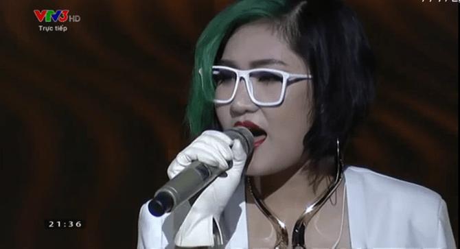Liveshow 4 Giọng hát Việt: Mỹ Tâm thắc mắc về chiếc váy của thí sinh - Ảnh 7