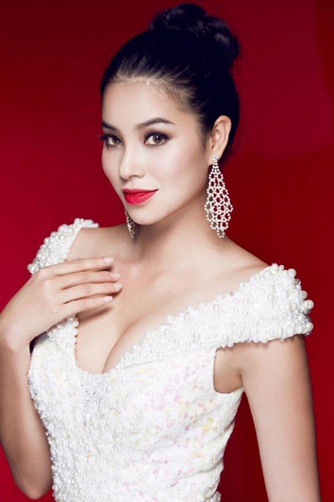 Giải oan tin đồn thẩm mỹ gây xôn xao dư luận của Hoa hậu Phạm Hương - Ảnh 2
