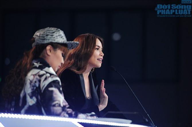 Liveshow 5 The remix 2016: Hồ Ngọc Hà tiếp tục khen ngợi Maya - Ảnh 4