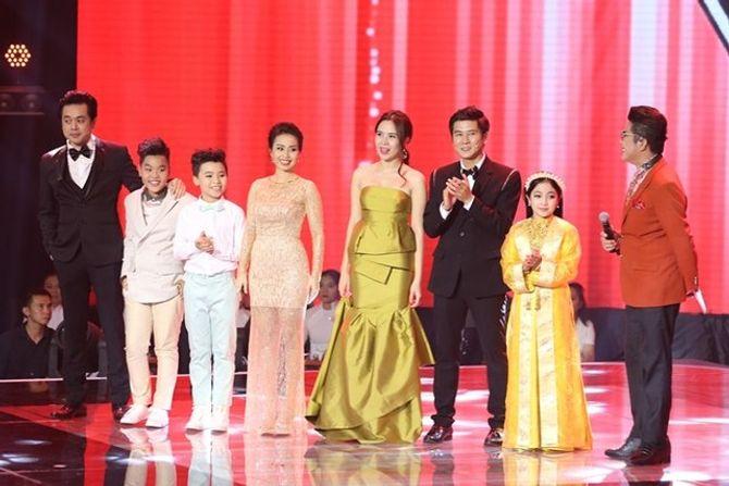 Chung kết Giọng hát Việt Nhí 2015: Hồng Minh giành ngôi Quán quân - Ảnh 1