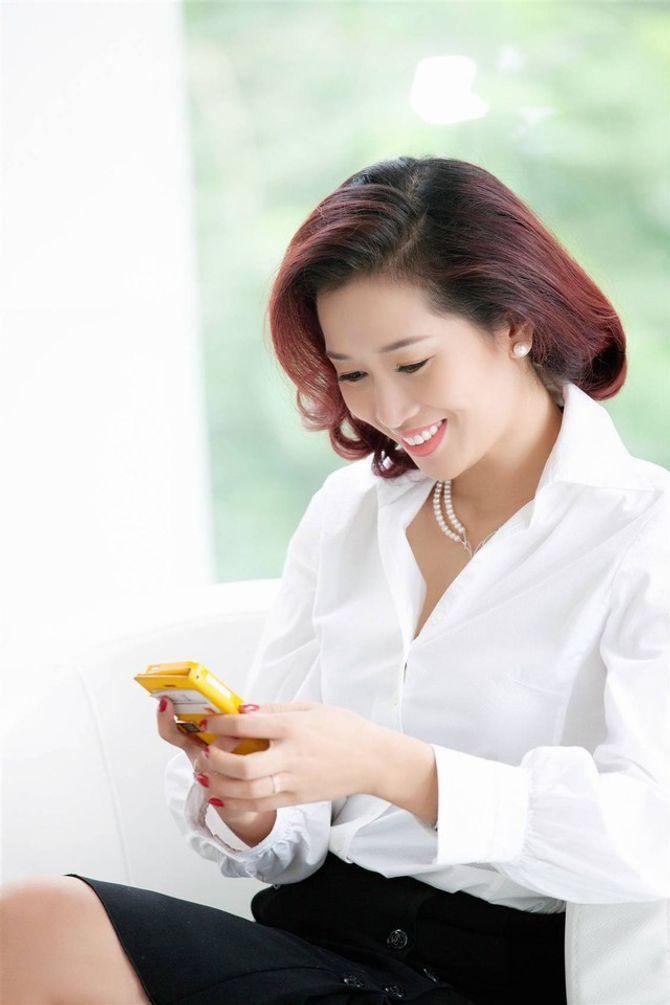 Con đường khiến Thu Hương trở thành Hoa khôi có cuộc sống xa hoa đáng ghen tỵ - Ảnh 1