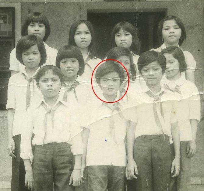 Không thể nhận ra nổi loạt sao Việt đình đám trong những hình ảnh này - Ảnh 5