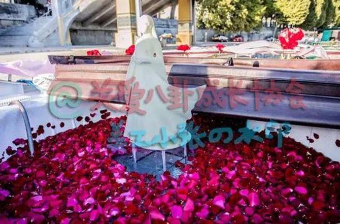 Trần Hiểu cầu hôn Trần Nghiên Hy bằng tượng Tiểu Long Nữ - Ảnh 4