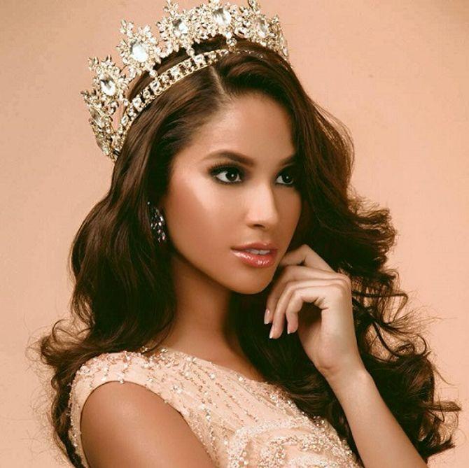 Hoa hậu Hòa bình Thế giới tiết lộ được sinh ra từ một vụ cưỡng bức - Ảnh 2