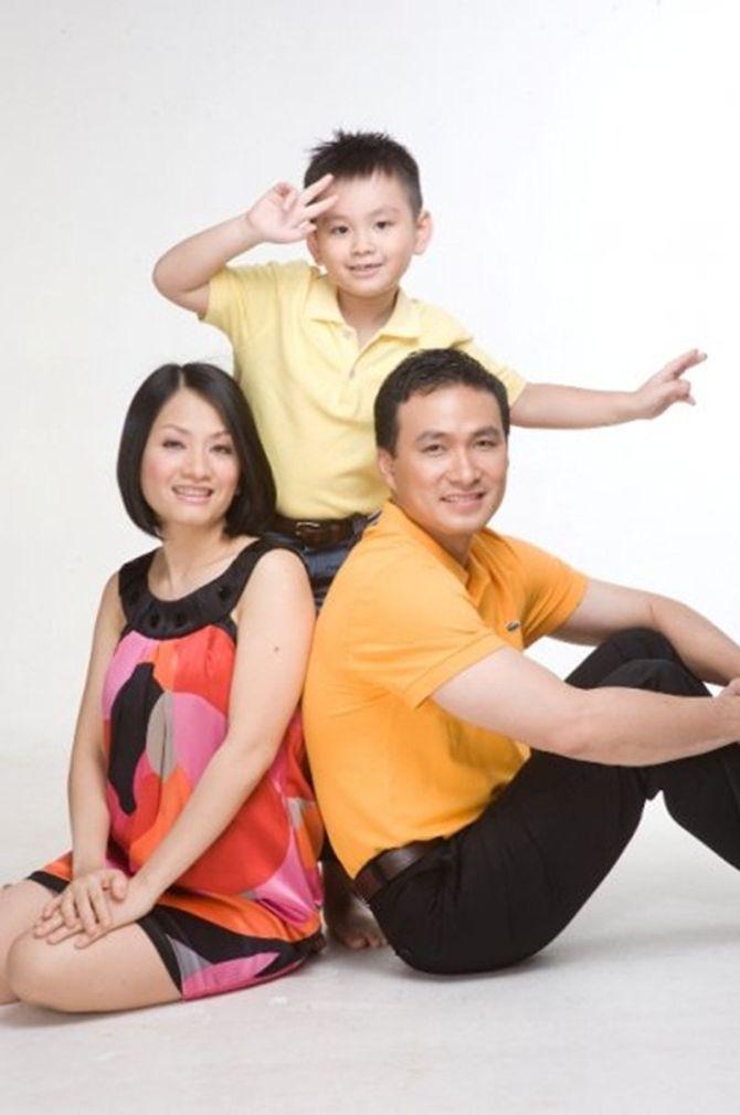 MC Phan Anh, Quyền Linh kể chuyện cưa đổ bạn đời - Ảnh 3