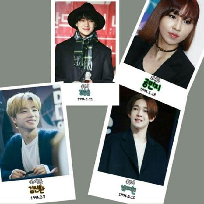 Vẻ cuốn hút hoàn hảo của nhóm thần tượng Kpop sinh năm 1994 - Ảnh 3