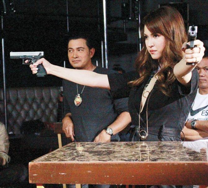 Maria Ozawa trong bộ phim