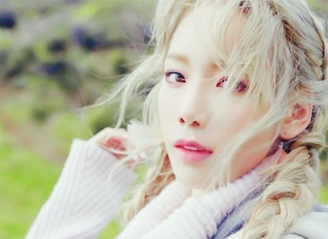 Những thần tượng Kpop để tóc màu gì cũng đẹp - Ảnh 2