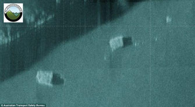 Sóng âm dò thấy 2 hộp đen máy bay MH370 ở Ấn Độ Dương?