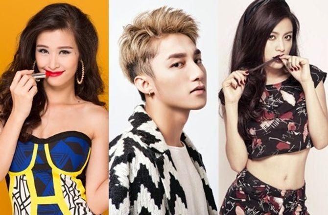 Sơn Tùng M-TP cạnh tranh với Đông Nhi, Hoàng Thùy Linh tại MTV EMA 2015 - Ảnh 2