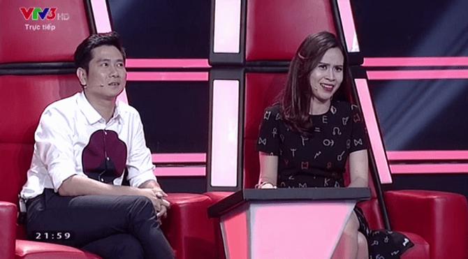 Giọng hát Việt nhí 2015 liveshow 3: Thí sinh nhí nhập vai Elsa và Anna cực ngọt - Ảnh 9