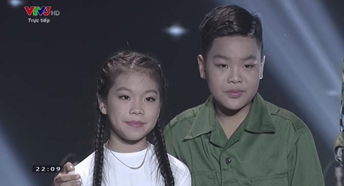 Giọng hát Việt nhí 2015 liveshow 3: Thí sinh nhí nhập vai Elsa và Anna cực ngọt - Ảnh 11