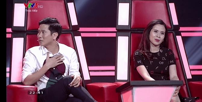 Giọng hát Việt nhí 2015 liveshow 3: Thí sinh nhí nhập vai Elsa và Anna cực ngọt - Ảnh 18