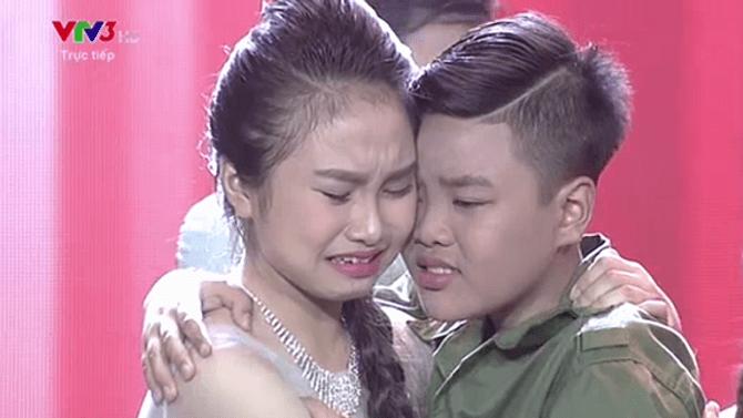 Giọng hát Việt nhí 2015 liveshow 3: Thí sinh nhí nhập vai Elsa và Anna cực ngọt - Ảnh 20
