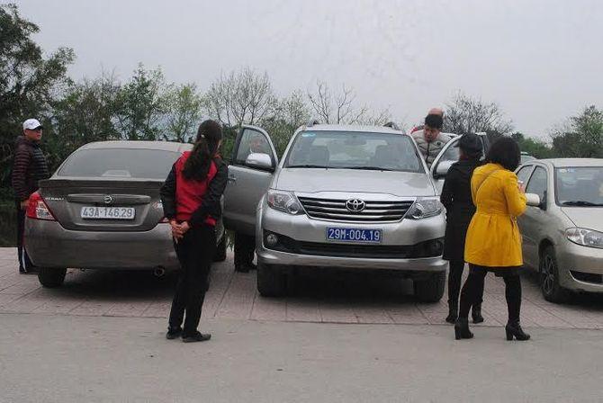 trai lenh thu tuong, nhieu xe cong van van canh, tham den trong gio hanh chinh - 6