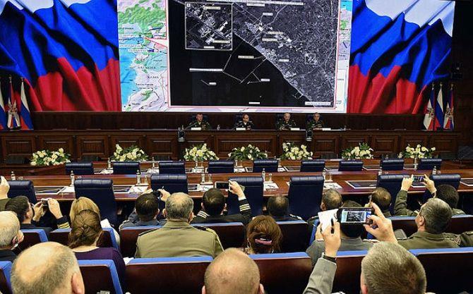 Nóng: Nga họp báo công bố bằng chứng Thổ Nhĩ Kỳ buôn bán dầu với IS